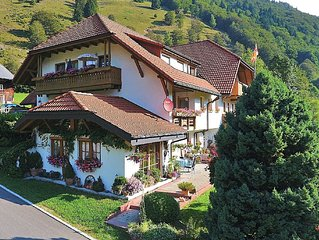 An attractive 5 person holiday home at the foot of the Feld Mountain