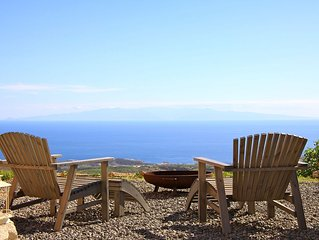 Romantisches Ferienhaus auf idyllischer und ruhiger Finca, Sole-Pool