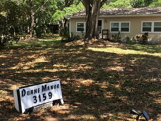 Duane Manor, Near Safety Harbor ** GREAT SUMMER RATES **