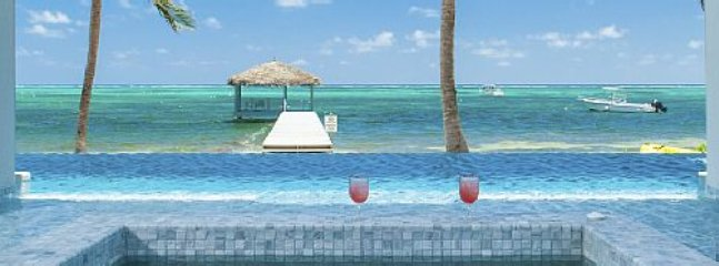 """Luxury 6BR Oceanfront Estate with 150' Pool and 2 Hot Tubs - """"Point of View"""""""