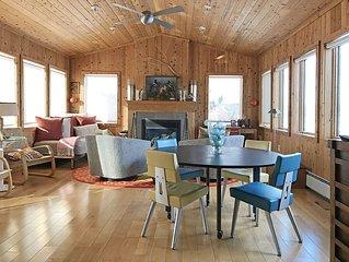 Designers Own Year-Round Hudson Valley Getaway Cottage