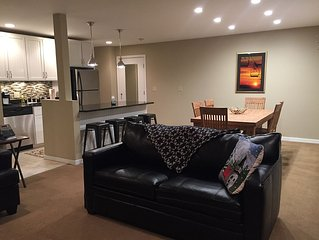 Killington Condo on Access Road Newly Renovated Sleeps 6 Very Clean and Chic.