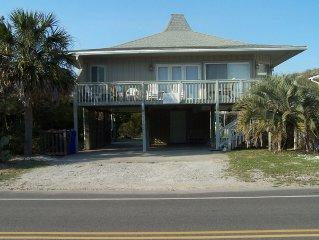 Beautiful Oceanview Home at Oak Island, North Carolina
