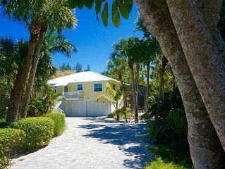 Gorgeous/Completely Updated Beach Cottage Steps to the Beach!!