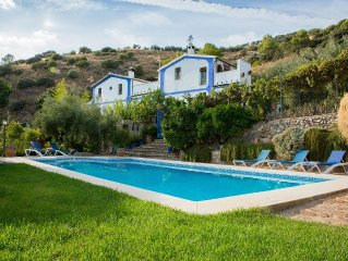 Natural Park Geopark, Mountains, pool, air-conditioned, fireplace, jacuzzi