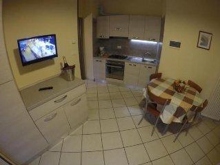 Ferienwohnung Peschiera del Garda für 4 Personen mit 1 Schlafzimmer - Ferienwohn