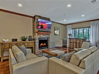 Walk to Everything from this Luxury Condo - Lake Tahoe Beaches and Gondola(ST63)