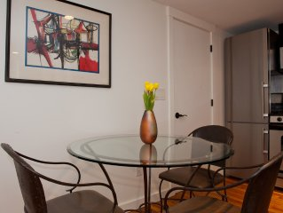 Cambridge Urban Oasis Apartment betw M.I.T. & Harvard