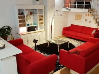 Vacation home Koln for 2 - 10 persons with 4 bedrooms - Historical building