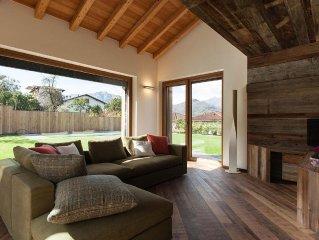 Woodhouse, neue,fantastische Villa mit Pool im Zentrum, Nahe am Strand Superlage