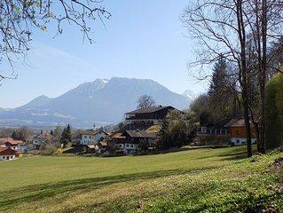 Willkommen im App.28***an der Grenze zu Österreich/Tirol, im schönen Oberaudorf.