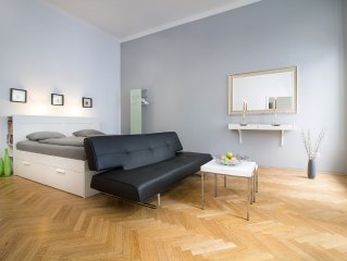 newly renovated Apartment-3 min Walking distance to Historical City Center