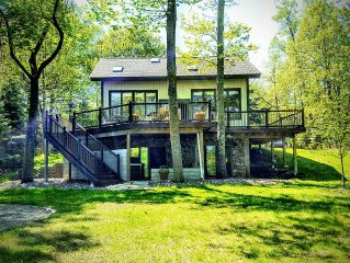 **Fabulous Year Round Cabin On The Whitefish Chain!**
