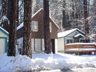 Cozy Cabin Near Lake Gregory