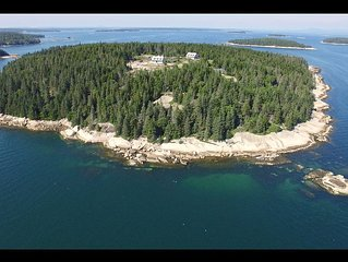 Spruce Island - A Private island for large or small gatherings