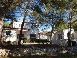 Grande villa familiale moderne 230 m2, Montpellier, Plages, Pic Saint Loup