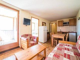 Residence Les Terrasses de Termignon** - 3 Pieces Duplex ou Coin Montagne 6 Pers