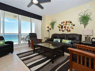 Wonderful 2 BR Gulf-Front Condo | 2 Bedrooms | Book Today!