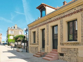 Vacation home Mme Le Guern  in Etretat, Normandy / Normandie - 4 persons, 2 bed