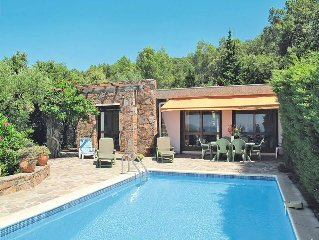 Vacation home in St. Raphael, Cote d'Azur - 6 persons, 3 bedrooms