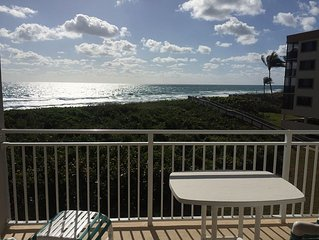 April 2017-Price-Cut......Oceanfront Condo on the Treasure Coast