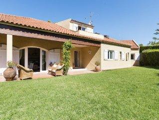 NEW! Sintra hills ocean villa