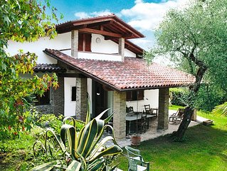 Vacation home Casa Gaia  in Piano di Mommio LU, Riviera della Versilia - 6 pers