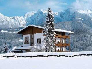 Apartment Haus Schneck  in Schonau am Konigssee, Bavarian Alps - 3 persons, 1 b