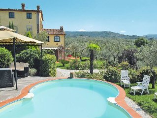 Vacation home Casa Desideri  in Lamporecchio (PT), Florence and surroundings -