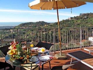 Apartment Appartamento Cielo  in Montignoso (MS), Riviera della Versilia - 4 pe