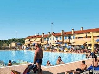 Apartment Villaggio Solmare  in Rosolina Mare, Adriatic Sea / Adria - 8 persons