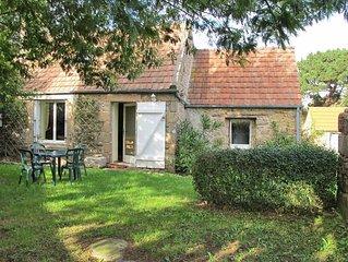 Ferienhaus in Trégastel - Plage, Côtes d'Armor - 2 Personen, 1 Schlafzimmer