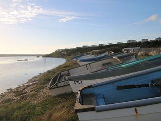 The Fleet Retreat - Fleet Lagoon - Weymouth, Dorset