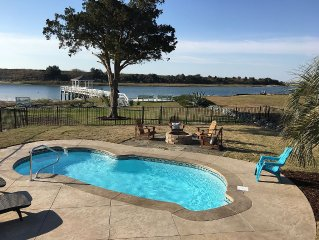 Breathtaking ICW views! Pool, Private Pier, Hot Tub, Fire Pit, Kayaks, and More!