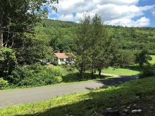 Private House on Westfield River- great for families & pets!