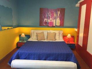 Residence agrituristico con casette a 600 mt dalla spiaggia vicino Taormina