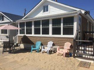 Beach House Steps From Beach!