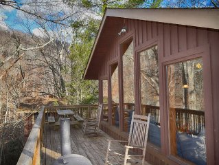 Cool Private River Retreat in Todd