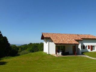 IBAÏGORRI la maison des vacances 4*, entre mer et montagne