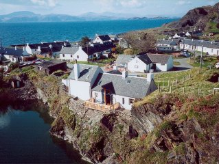 Visit Creagard on Luing, the Forgotten Isle only a short distance from the Oban.