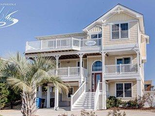 Absolut Paradise: 8 BR / 8 BA house in Virginia Beach, Sleeps 20