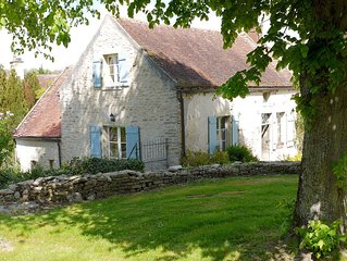 Cottage and private garden - rural bliss for two (or 4 with mezzanine)