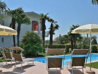 Villa Del Filar 11 Sleeps Villa With Pool, Garden & Sauna In Bardolino