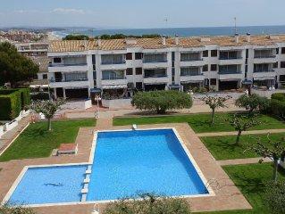 URSULA - Apartamento para 6 personas en Torredembarra
