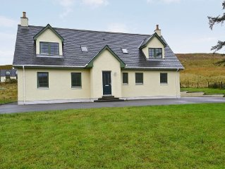 4 bedroom property in Sligachan. Pet friendly.