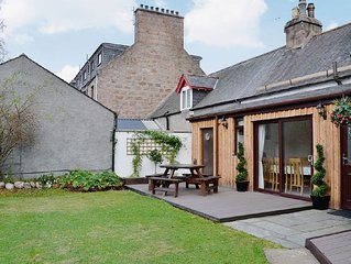 4 bedroom property in Ballater. Pet friendly.