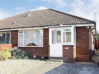 3 bedroom property in Hunstanton. Pet friendly.