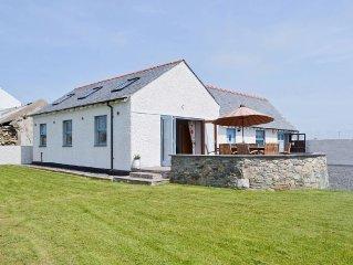 4 bedroom property in Holyhead and Trearddur Bay. Pet friendly.