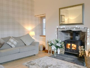 2 bedroom property in Nairn. Pet friendly.