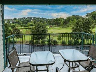 Branson Condo Rental   Thousand Hills   No Steps   Golf Views   Near 76 Strip